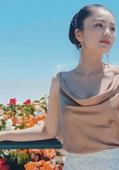 """Một năm đóng vai San trong """"Hoa hồng trên ngực trái"""", Diệu Hương còn nguyên xúc động khi ở bên Mỹ"""