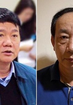 Ra quyết định khởi tố ông Đinh La Thăng, ông Nguyễn Hồng Trường và 2 bị can khác