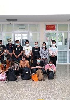 17 người nhập cảnh trái phép tại Lạng Sơn