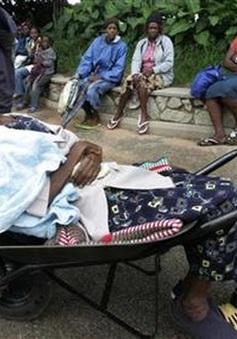 Bùng phát dịch tả ở Ethiopia khiến gần 6800 người nhiễm bệnh