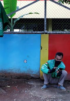 Đói ăn và vô gia cư - tình trạng của nhiều tài xế tại Đông Nam Á thời COVID-19