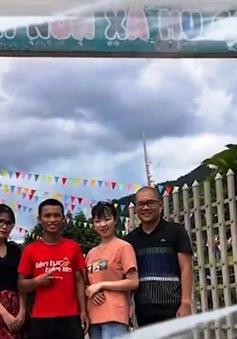 Chạy xuyên Việt quyên góp tiền xây trường cho trẻ em vùng cao