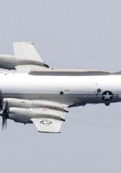 Chiến đấu cơ Nga chặn máy bay trinh sát Mỹ trên Biển Đen