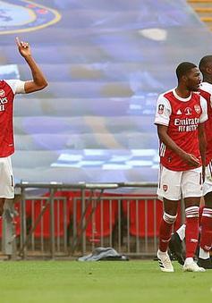Chung kết Cúp FA, Arsenal 2-1 Chelsea: Aubameyang tỏa sáng, Pháo thủ ngược dòng ngoạn mục!