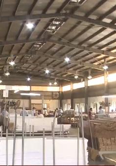 Đà Nẵng tăng cường phòng chống dịch tại các khu công nghiệp