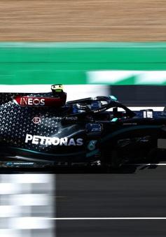 Lewis Hamilton sẽ xuất phát đầu tiên tại GP Anh