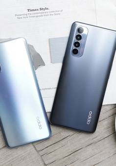 Oppo ra mắt Reno 4/4 Pro: Chip Snapdragon 720G, cụm 4 camera, sạc đầy sau 36 phút
