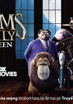 Phim hay trên VTVcab cuối tuần: The Addams Family