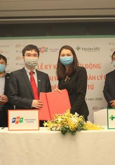 Hợp tác triển khai bệnh viện thông minh