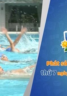 Hè vui khỏe: Khắc phục những lỗi thường gặp khi bơi ngửa