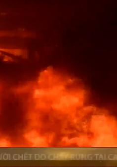 Cháy rừng tại bang California, Mỹ