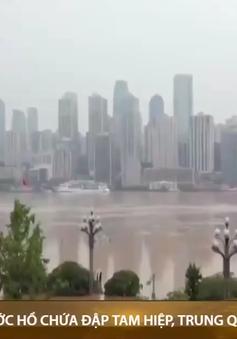 Đợt lũ thứ 5 xảy ra trên sông Trường Giang, Trung Quốc