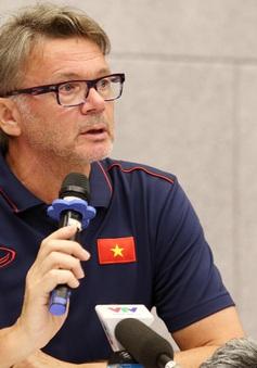 HLV Philippe Troussier khẳng định tiêu chí lựa chọn cầu thủ cho ĐT U19 Việt Nam