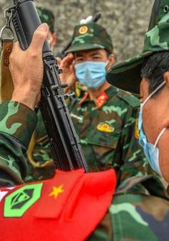 Việt Nam xếp thứ ba bắn súng tại Army Games 2020