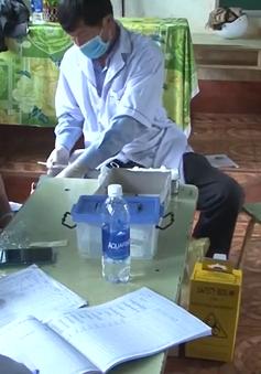 Gia Lai triển khai đợt tiêm phòng bệnh bạch hầu lần 2