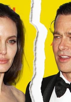 Angelina Jolie muốn trì hoãn ly hôn?