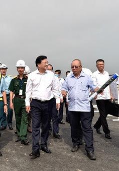 Sớm hoàn thiện phương án quy hoạch sân bay Nội Bài