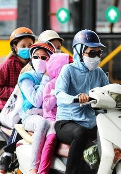 Bắc Bộ và Trung Bộ tiếp tục nắng nóng, Hà Nội nhiệt độ cao nhất 37 độ C