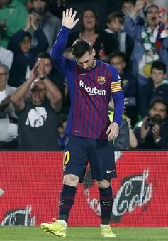 Mối tình Messi – Barcelona và cái kết xấu xí?!