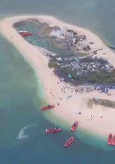 Mỹ trừng phạt 24 công ty Trung Quốc xây đảo nhân tạo ở Biển Đông