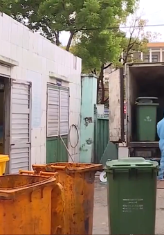Đà Nẵng quan tâm xử lý rác thải Covid-19