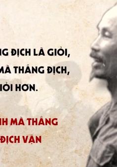 Tư tưởng Hồ Chí Minh trong công tác địch vận