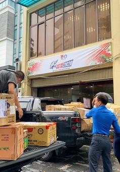 Tuổi trẻ Hà Nội hỗ trợ trang thiết bị y tế cho Đà Nẵng