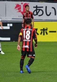 Chanathip Songkrasin ghi dấu ấn tại J.League