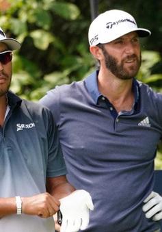 Vòng 3 giải golf BMW Championship 2020: Dustin Johnson và Hideki Matsuyama chia sẻ ngôi đầu
