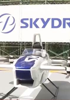 Nhật Bản giới thiệu ô tô bay