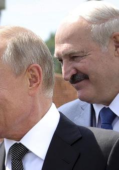 Tổng thống Nga và Tổng thống Belarus nhất trí gặp nhau tại Moscow