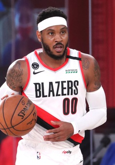 Carmelo Anthony muốn gắn bó lâu dài với Portland Trail Blazers