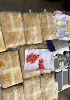 Phát hiện, bắt giữ nhiều vụ vận chuyển ma túy lớn