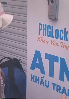 """""""ATM khẩu trang"""" miễn phí cho người dân TP.HCM"""