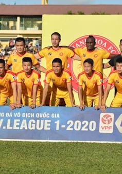 CLB Thanh Hóa rút lại công văn xin bỏ V.League