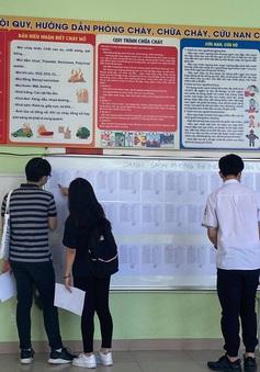 """Hàng loạt đại học, học viện """"hot"""" ở Hà Nội công bố điểm sàn xét tuyển 2020"""