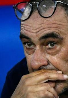 NÓNG: Juventus sa thải HLV Maurizo Sarri