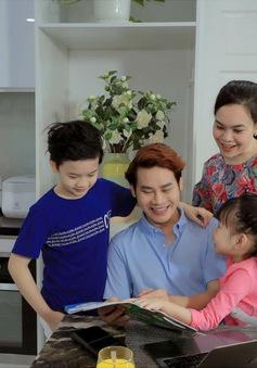 MC Hồng Phúc và con trai thành lập dự án mổ tim miễn phí cho trẻ em nghèo