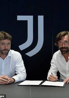CHÍNH THỨC: Juventus bổ nhiệm Pirlo làm HLV trưởng sau vài giờ sa thải Sarri
