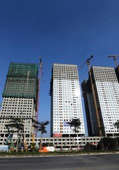 Lãi suất giảm, doanh nghiệp bất động sản vẫn khó vay vốn