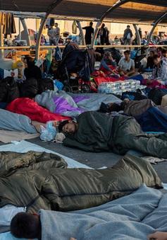 Người di cư Hy Lạp có chỗ ở mới