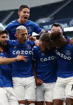 Kết quả vòng 1 Ngoại hạng Anh hôm nay: Tottenham 0-1 Everton, West Brom 0-3 Leicester City