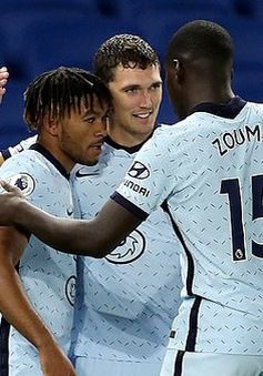 Brighton 1-3 Chelsea: 3 điểm nhờ hàng thủ