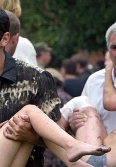 Nỗi đau tại trường học Beslan sau vụ thảm sát con tin làm chấn động thế giới cách đây 16 năm