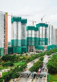 """Tắc tiền sử dụng đất, gần 30.000 căn hộ ở TP.HCM """"tắc sổ hồng"""""""