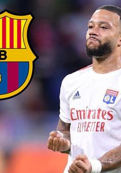 Barcelona đạt thỏa thuận chiêu mộ Depay