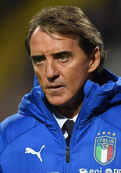 HLV Roberto Mancini đặt mục tiêu vô địch Euro 2020 cùng đội tuyển Italia