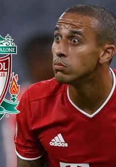 Liverpool đồng ý chi 27 triệu bảng mua Thiago Alcantara