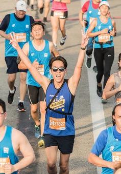 Giải Standard Chartered Singapore Marathon sẽ được tổ chức trực tuyến với hàng loạt chặng đua