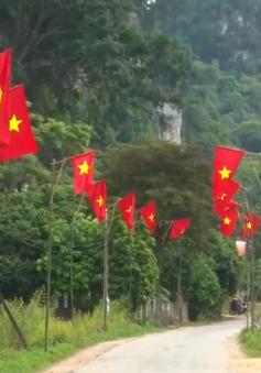Thiêng liêng ngày Tết độc lập trên quê hương Bác Hồ